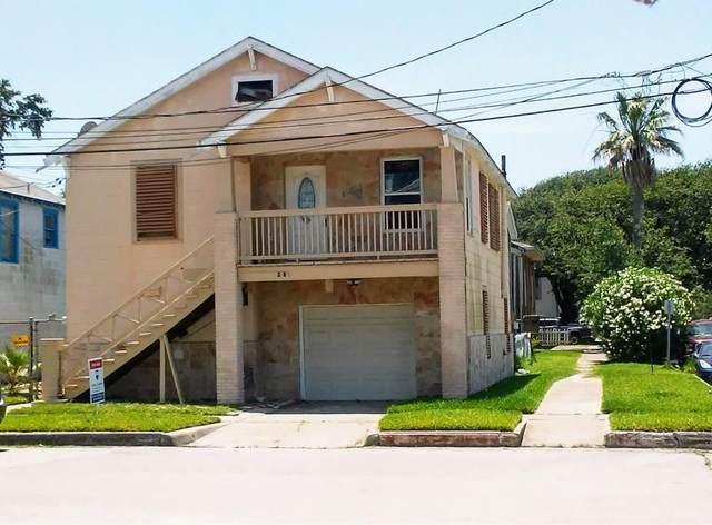 801 7th Street, Galveston, TX 77550 (MLS #53784204) :: The Heyl Group at Keller Williams