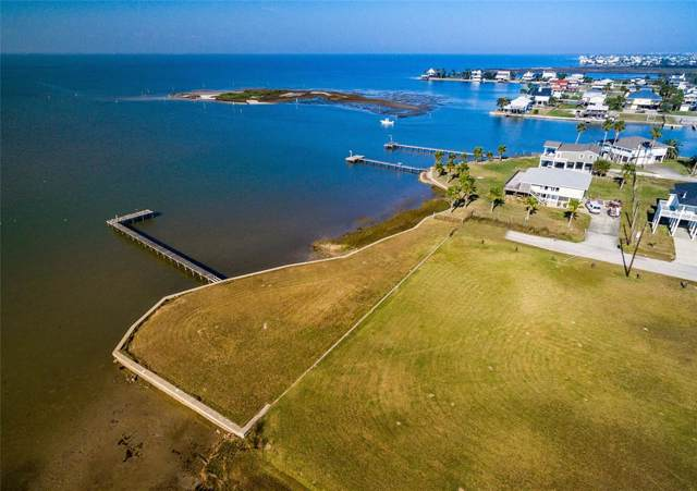 Lot 215 6th St, Galveston, TX 77554 (MLS #53786656) :: Giorgi Real Estate Group