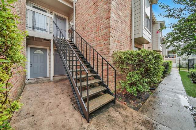 17331 Red Oak Drive #25, Houston, TX 77090 (MLS #53788586) :: The SOLD by George Team