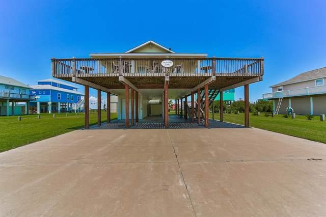 986 Nassau Drive, Crystal Beach, TX 77650 (MLS #53798166) :: Caskey Realty