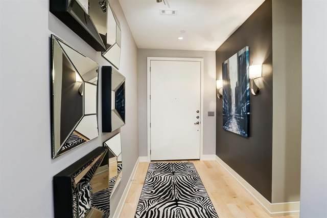 1600 Post Oak Boulevard #1106, Houston, TX 77056 (MLS #53803743) :: Parodi Group Real Estate