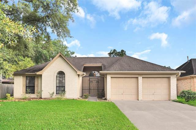 3107 Southdown Drive, Pearland, TX 77584 (MLS #53827607) :: The SOLD by George Team
