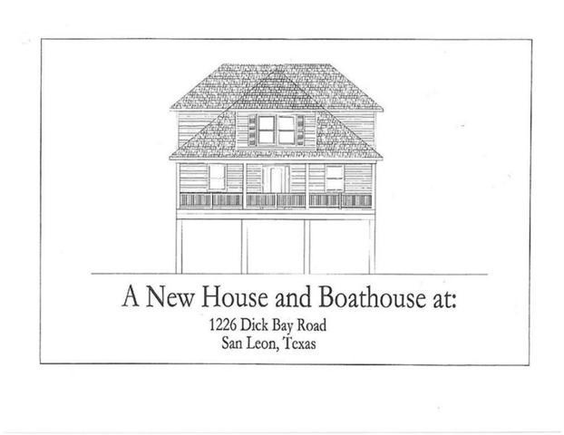 1226 Dick Bay Drive, San Leon, TX 77539 (MLS #53830543) :: Carrington Real Estate Services