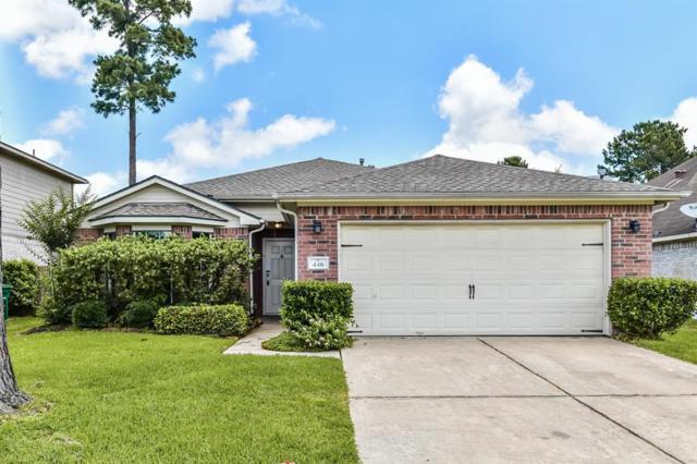 446 Mystic Trail Loop, Houston, TX 77339 (MLS #53832056) :: Texas Home Shop Realty