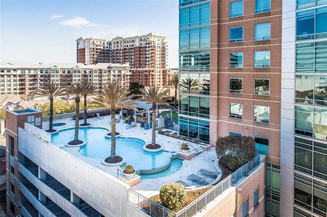 2207 Bancroft Street #606, Houston, TX 77027 (MLS #53834471) :: The Freund Group