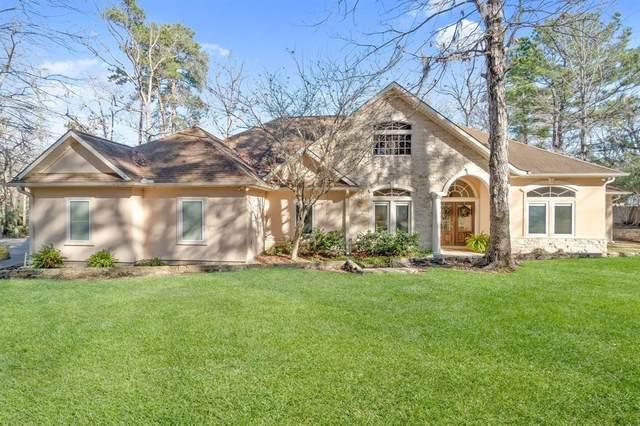 20400 Doral Drive, Huntsville, TX 77320 (MLS #53835790) :: Giorgi Real Estate Group
