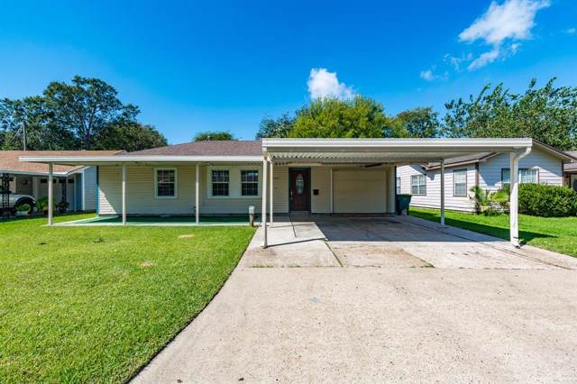 505 S Circle Drive, Baytown, TX 77520 (MLS #53846647) :: Texas Home Shop Realty