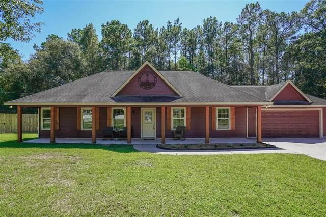 25230 Hemlock Lane, Cleveland, TX 77328 (MLS #53855750) :: Texas Home Shop Realty
