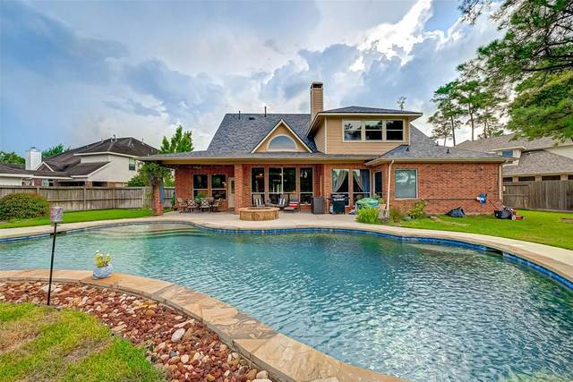12503 Village Crest Court, Tomball, TX 77377 (MLS #53856757) :: The Bly Team