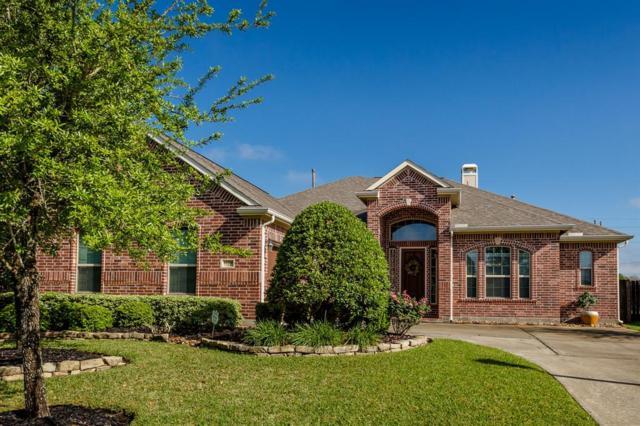 12306 Metzler Hills Lane, Tomball, TX 77377 (MLS #53866373) :: Texas Home Shop Realty