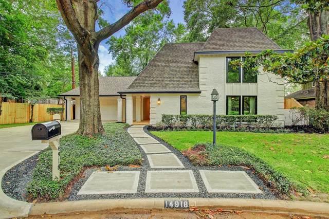 14918 La Quinta Lane, Houston, TX 77079 (MLS #53881007) :: The Queen Team