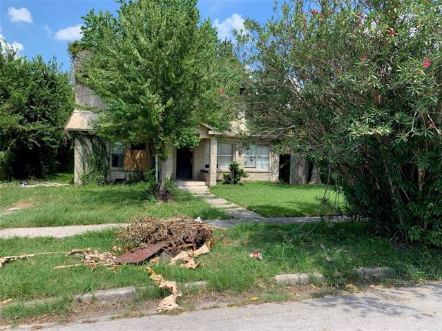 2619 Rosewood Street, Houston, TX 77004 (MLS #5388794) :: Connect Realty