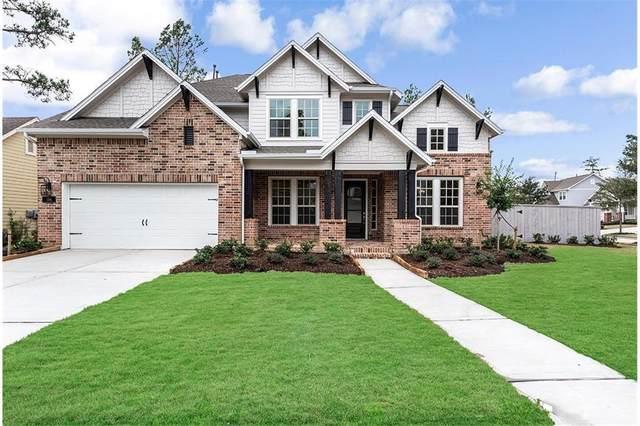 154 Rockwell Park Drive, The Woodlands, TX 77389 (MLS #53887948) :: Rachel Lee Realtor