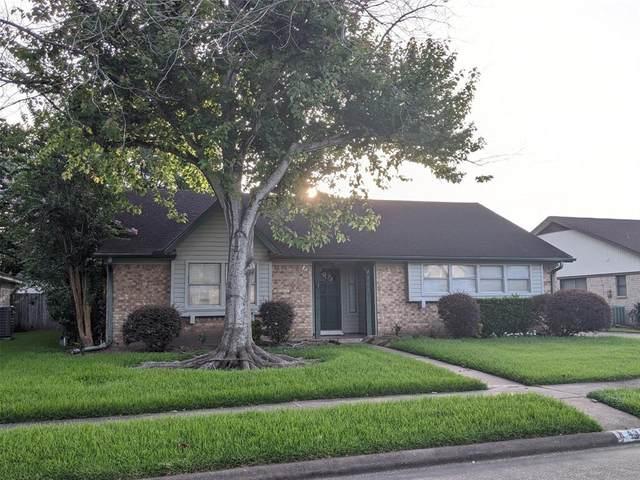 4302 Tuscarora Street, Pasadena, TX 77504 (MLS #53898525) :: The Bly Team
