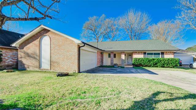21426 Park Royale Drive, Katy, TX 77450 (MLS #53904565) :: The Property Guys