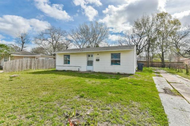 7610 Arnim Street, Houston, TX 77087 (MLS #53918788) :: Texas Home Shop Realty
