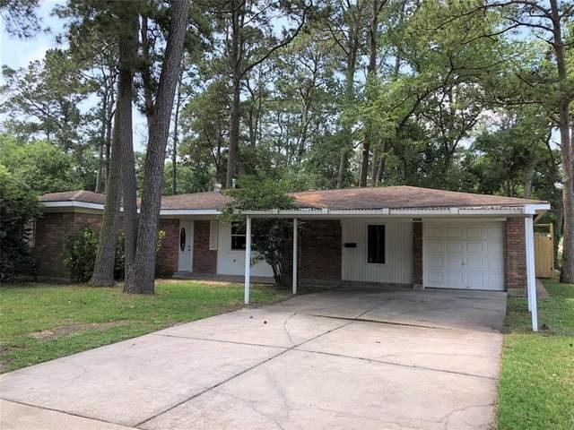3702 Bayou Circle, Dickinson, TX 77539 (MLS #53925141) :: Parodi Group Real Estate