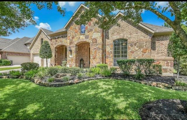 17318 Tower Falls Lane, Humble, TX 77346 (MLS #53934690) :: The Sansone Group