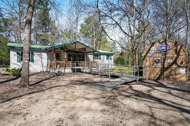24920 Joseph Road, Hockley, TX 77447 (MLS #53952107) :: The Andrea Curran Team powered by Styled Real Estate