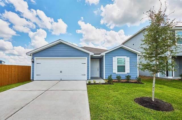26124 Hals Drive, Magnolia, TX 77355 (MLS #53959988) :: The Sansone Group