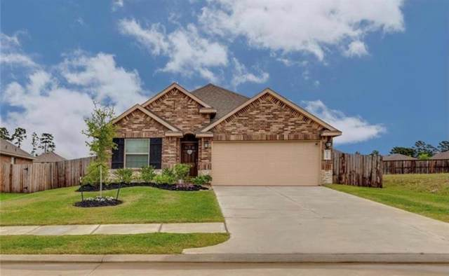 14318 Sawtooth Forest Court, Conroe, TX 77384 (MLS #53960609) :: The SOLD by George Team