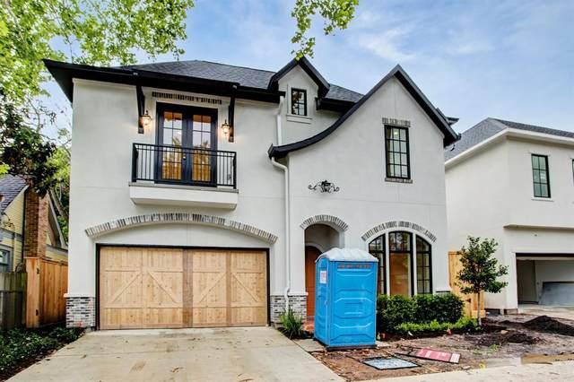 1311 Willard Street, Houston, TX 77006 (MLS #53966368) :: Green Residential