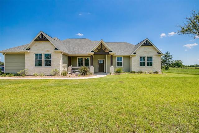 12929 Shook Road, Santa Fe, TX 77517 (MLS #53990127) :: Giorgi Real Estate Group