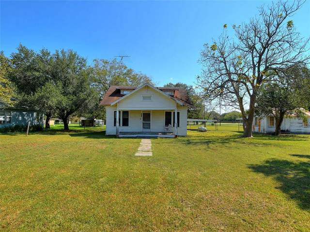 305 S Depot, Moulton, TX 77975 (MLS #53990987) :: Texas Home Shop Realty