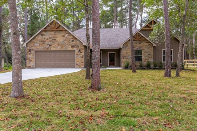 22907 Rainfern Drive, Magnolia, TX 77355 (MLS #53995376) :: The Collective Realty Group
