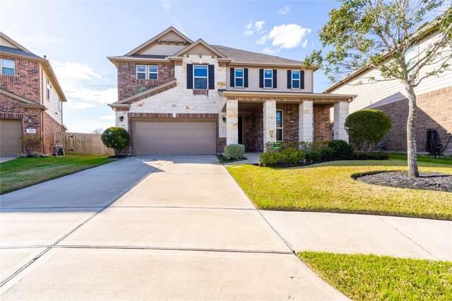 2707 Sugar Harbor Lane, Katy, TX 77493 (MLS #53997106) :: The Home Branch