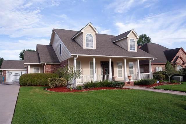 2260 Turningleaf Drive, Beaumont, TX 77706 (MLS #54013869) :: Ellison Real Estate Team