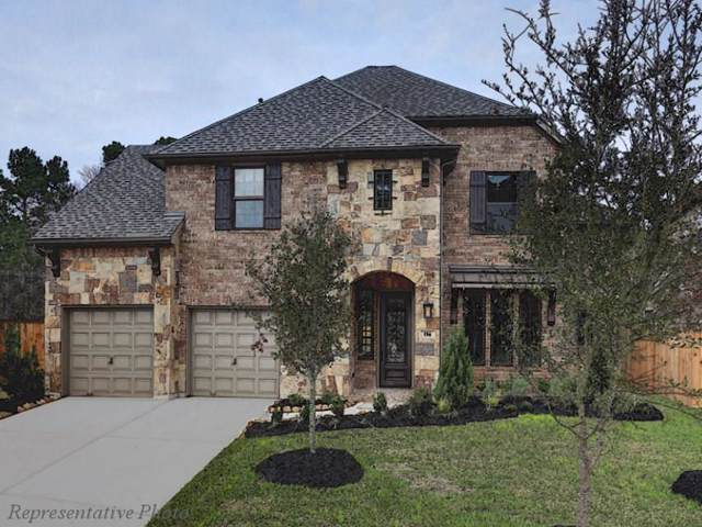 104 Verdancia Park Court, Willis, TX 77318 (MLS #54015922) :: Johnson Elite Group