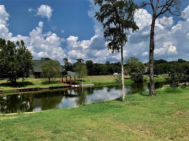 22 Hunters Creek Drive, Huntsville, TX 77340 (MLS #54020025) :: The SOLD by George Team
