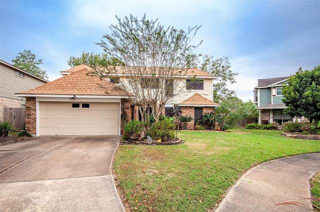 19739 Burle Oaks Court, Humble, TX 77346 (MLS #54024486) :: The Sansone Group