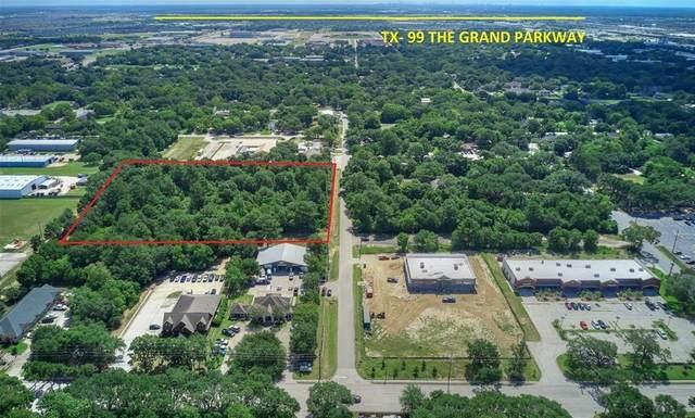 0 11th Street, Katy, TX 77493 (MLS #54029700) :: Guevara Backman