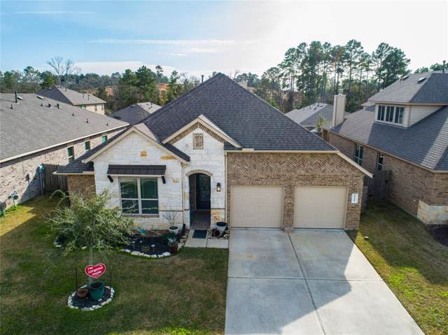 12266 Little Blue Heron Lane, Conroe, TX 77304 (MLS #54029852) :: The SOLD by George Team