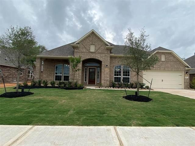411 Bentwood Way, Clute, TX 77531 (MLS #54029882) :: Ellison Real Estate Team