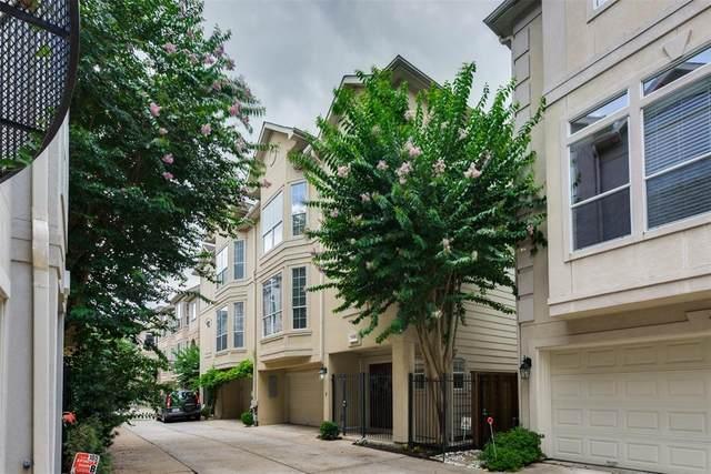 115 Detering Street B, Houston, TX 77007 (MLS #54030807) :: The Freund Group