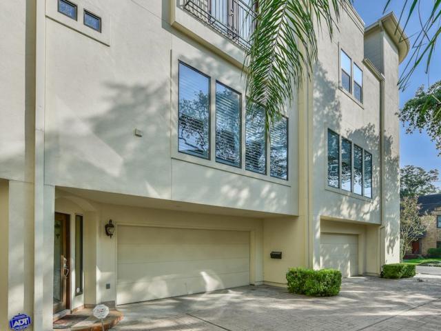1602 Driscoll Street, Houston, TX 77019 (MLS #54034912) :: Krueger Real Estate