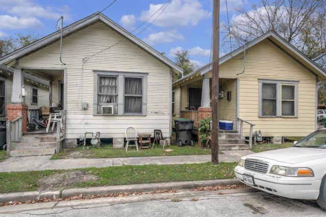 3510 & 3512 Nagle Street, Houston, TX 77004 (MLS #54035172) :: Texas Home Shop Realty