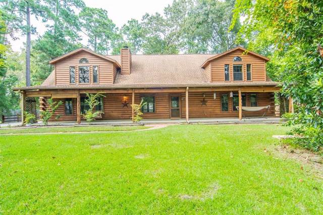 11921 Silver Leaf Lane, Conroe, TX 77385 (MLS #54040099) :: The Home Branch