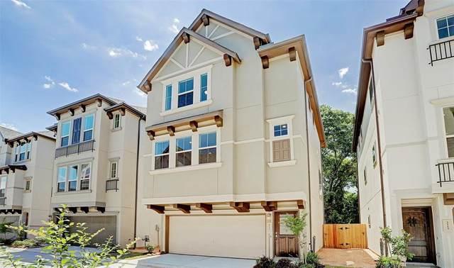 2113 Paul Quinn Street, Houston, TX 77091 (MLS #54042803) :: The Bly Team