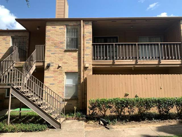 10555 Turtlewood Court #603, Houston, TX 77072 (MLS #54044901) :: The SOLD by George Team