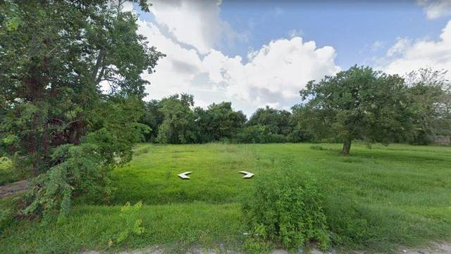 Lot 42 Thompson Street, La Marque, TX 77568 (MLS #54047605) :: The SOLD by George Team