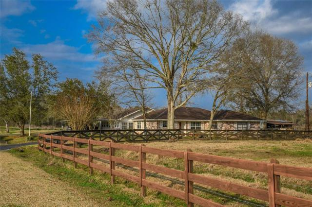 1654 County Road 301, Dayton, TX 77535 (MLS #54047764) :: Christy Buck Team