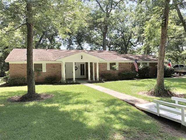 304 Van Winkle Street, Lake Jackson, TX 77566 (MLS #54050455) :: The Freund Group