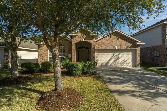 6835 Ridgewood Lane, Dickinson, TX 77539 (MLS #54057846) :: The Sansone Group