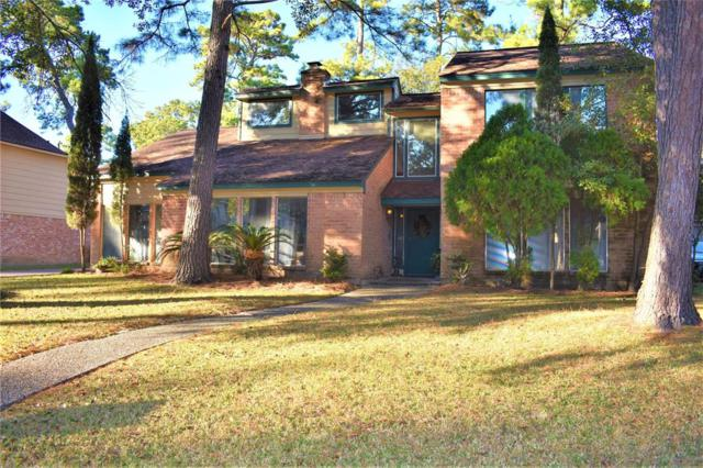 11918 Normont Drive, Houston, TX 77070 (MLS #54060409) :: The SOLD by George Team