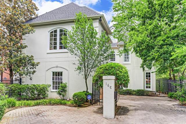 16C West Oak Drive, Houston, TX 77056 (MLS #54060539) :: Ellison Real Estate Team