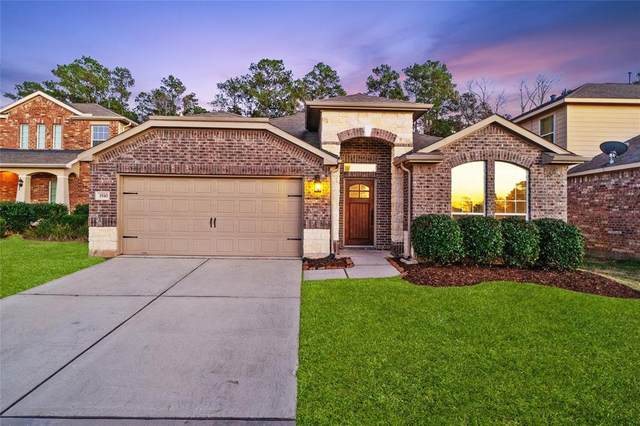3510 Oakville Drive, Conroe, TX 77304 (MLS #54068195) :: The Home Branch